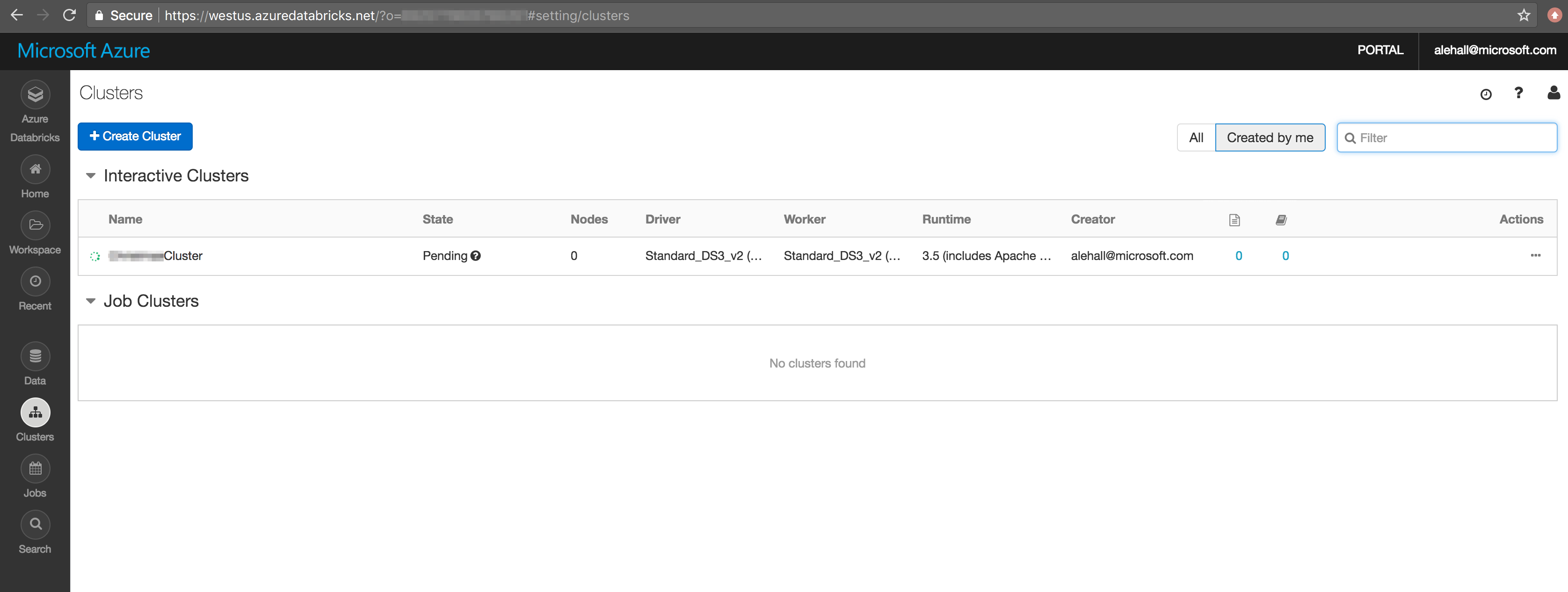 Using Spark on Databricks to consume data from Event Hubs